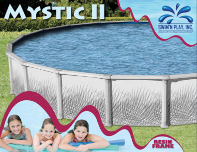 Mystic II by Swim'n Play Above Ground Pool