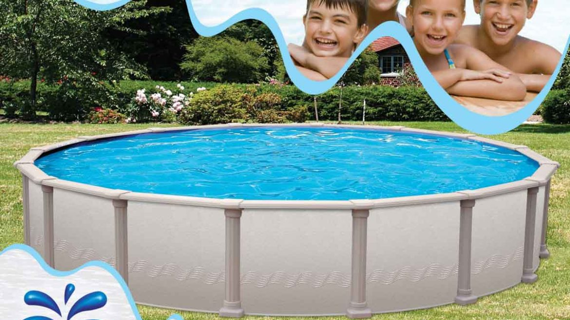 Paragon Above Ground Pool by Swim'n Play